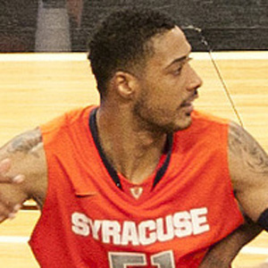 Basketball Player Fab Melo - age: 30