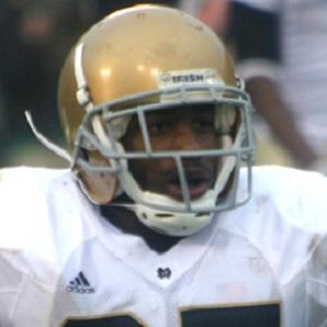 Football player Jonas Gray - age: 30