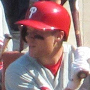 baseball player Cody Asche - age: 30