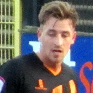 Soccer Player Jake Hyde - age: 26