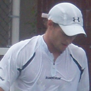 Male Tennis Player Uladzimir Ignatik - age: 27