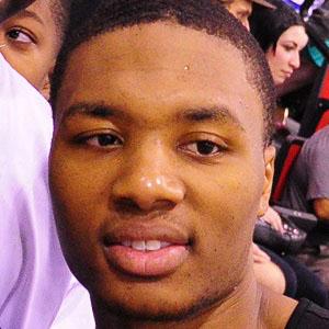 Basketball Player Damian Lillard - age: 31