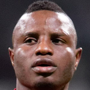 Soccer Player Wakaso Mubarak - age: 30