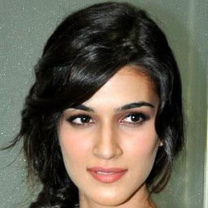 Movie actress Kriti Sanon - age: 30