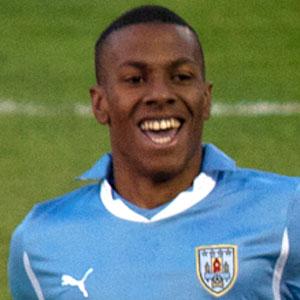 Soccer Player Abel Hernandez - age: 30
