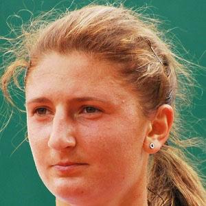 Female Tennis Player Irina-Camelia Begu - age: 26