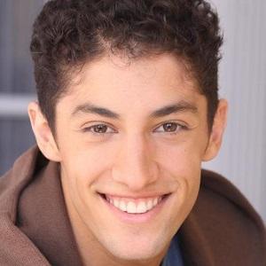 TV Actor Azim Rizk - age: 31