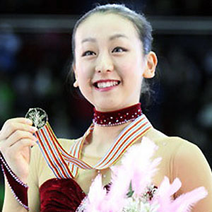 Figure Skater Mao Asada - age: 30