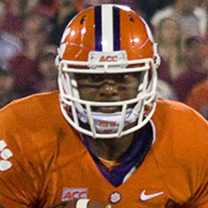 Football player Tajh Boyd - age: 30