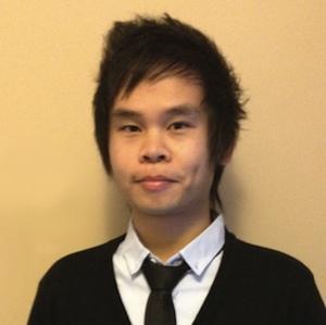 web video star Dominic Panganiban - age: 30