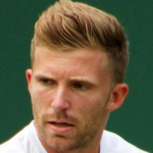 Male Tennis Player Daniel Cox - age: 30