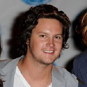 Guitarist Hunter Thomsen - age: 30