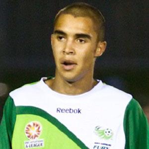Soccer Player Osama Malik - age: 30