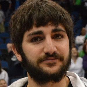 Basketball Player Ricky Rubio - age: 26