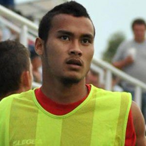 Soccer Player Wan Zack Haikal - age: 29