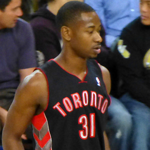 Basketball Player Terrence Ross - age: 29