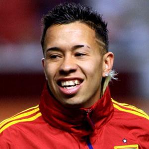 Soccer Player Sebastian Velasquez - age: 29
