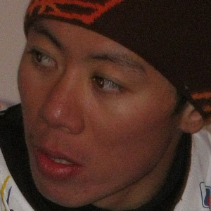 Skier Jia Zongyang - age: 29