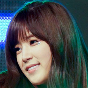 Rapper Park Cho-rong - age: 29