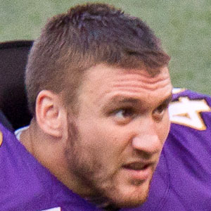 Football player Kyle Juszczyk - age: 29