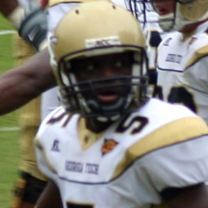 Football player Stephen Hill - age: 29