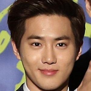 Pop Singer Suho - age: 29