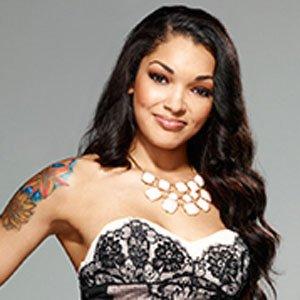 Reality Star Aysia Garza - age: 30