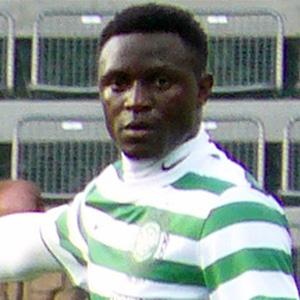Soccer Player Victor Wanyama - age: 25