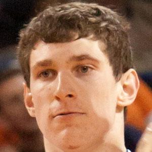 Basketball Player Mike Muscala - age: 25