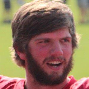 Football player Zach Mettenberger - age: 25