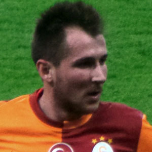 Soccer Player Izet Hajrovic - age: 29