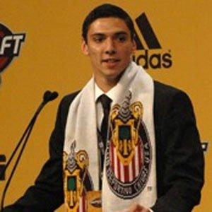 Soccer Player Zarek Valentin - age: 25