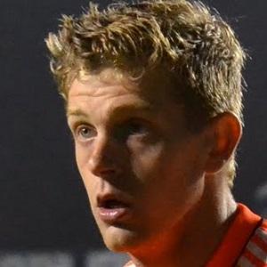 Soccer Player Zac MacMath - age: 29