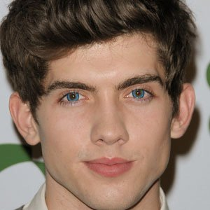 TV Actor Carter Jenkins - age: 29