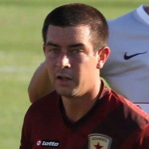 Soccer Player Steven Evans - age: 30