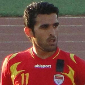 Soccer Player Bakhtiar Rahmani - age: 29