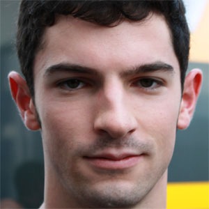 Race Car Driver Alexander Rossi - age: 29