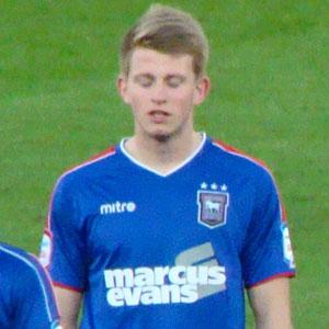 Soccer Player Luke Hyam - age: 25