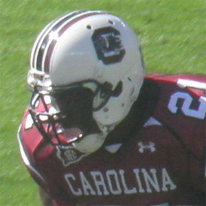 Football player Marcus Lattimore - age: 29
