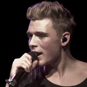 Pop Singer Christopher Nissen - age: 28