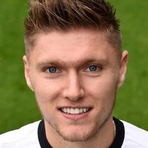 Soccer Player Jeff Hendrick - age: 28