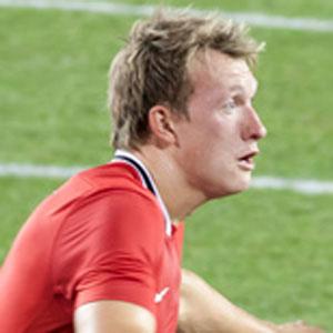 Soccer Player Phil Jones - age: 25