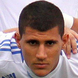 Soccer Player Nikolaos Karelis - age: 25