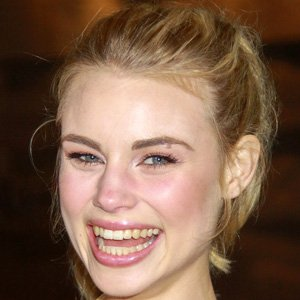 TV Actress Lucy Fry - age: 29