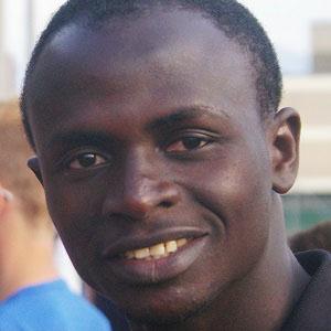 Soccer Player Sadio Mane - age: 28