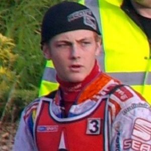 Motorcycle Racer Darcy Ward - age: 29