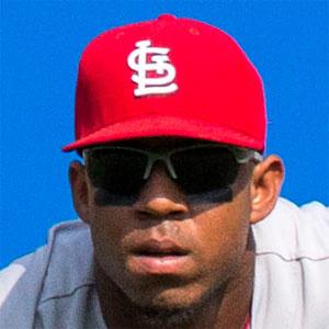 baseball player Oscar Taveras - age: 22