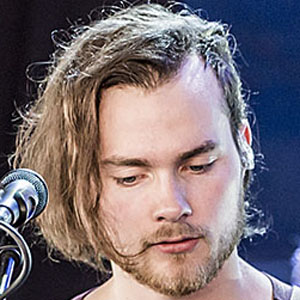 Folk Singer Asgeir Trausti - age: 28