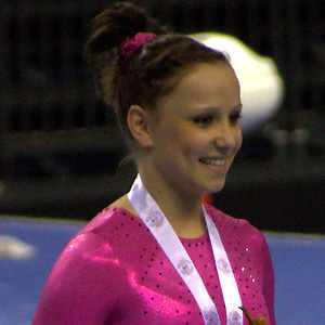 Gymnast Hannah Whelan - age: 28