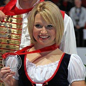 Figure Skater Kirsten Moore-Towers - age: 28